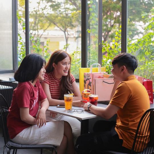 6 quán cà phê tụ tập ngày Tết ở Hà Nội - Ảnh 10.