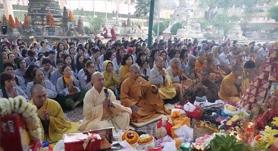 Khám phá đất Phật Ấn Độ - Ảnh 1.