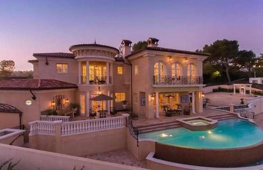 Những ngôi nhà 100 triệu USD trên khắp thế giới - Ảnh 8.