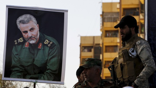 Đó là chiến tranh và Iran đã mất cột trụ ở Trung Đông! - Ảnh 1.