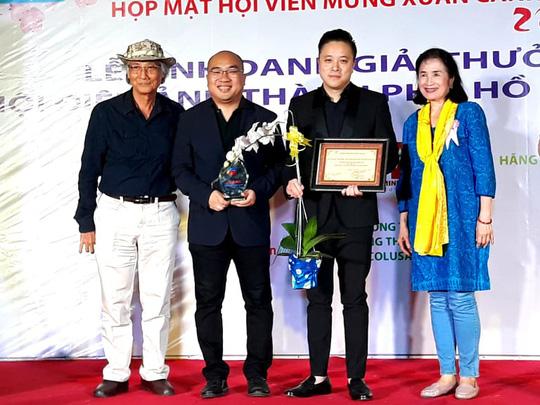 Mắt biếc lập cú đúp tại giải thưởng Hội Điện ảnh TP HCM - Ảnh 1.