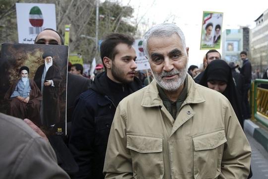 Tổng thống Trump nói lại về vụ ám sát tướng Soleimani - Ảnh 2.