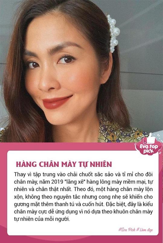 6 trào lưu làm đẹp nổi bật nhất năm 2019 của mỹ nhân Việt - Ảnh 11.