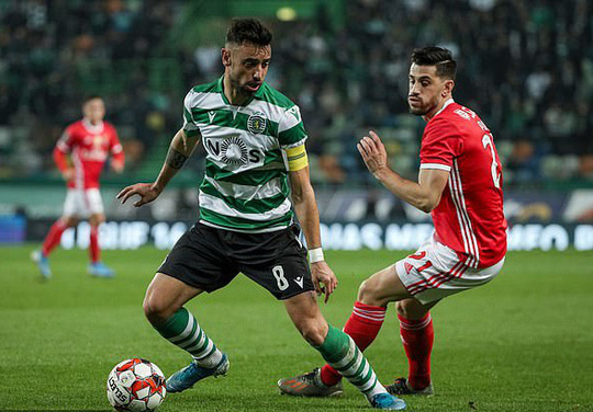 Bom tấn Bruno Fernandes gia nhập Man United - Ảnh 2.