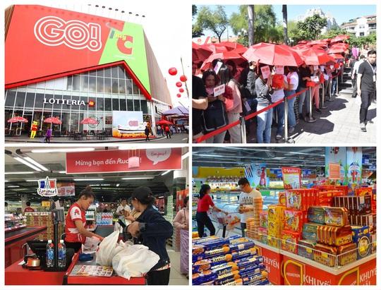 Nhìn lại toàn cảnh thị trường bán lẻ Việt Nam năm Kỷ Hợi - Ảnh 1.