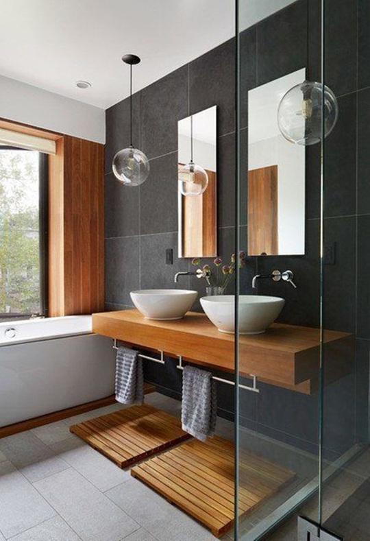 10 cách không ai ngờ tới giúp tiết kiệm khối tiền khi cải tạo phòng tắm - Ảnh 7.