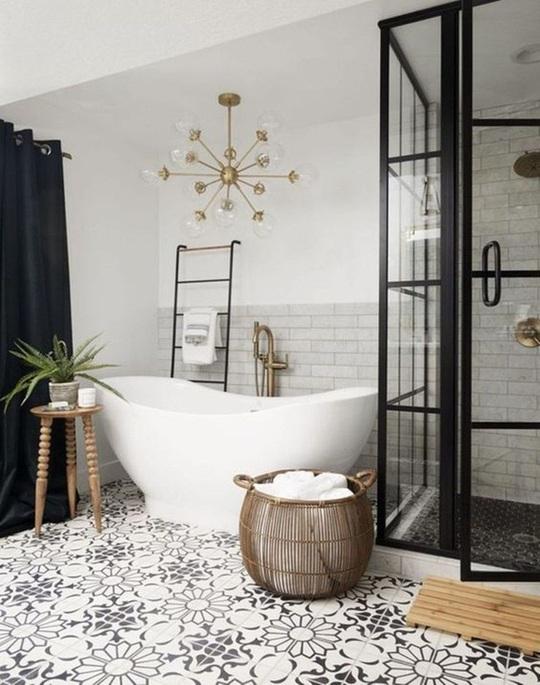10 cách không ai ngờ tới giúp tiết kiệm khối tiền khi cải tạo phòng tắm - Ảnh 10.