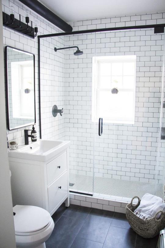 10 cách không ai ngờ tới giúp tiết kiệm khối tiền khi cải tạo phòng tắm - Ảnh 3.