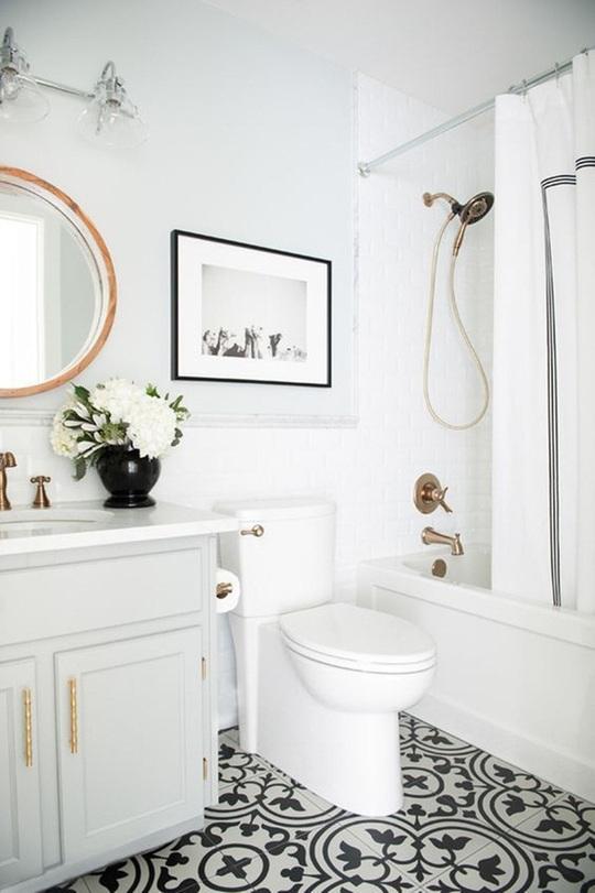 10 cách không ai ngờ tới giúp tiết kiệm khối tiền khi cải tạo phòng tắm - Ảnh 5.