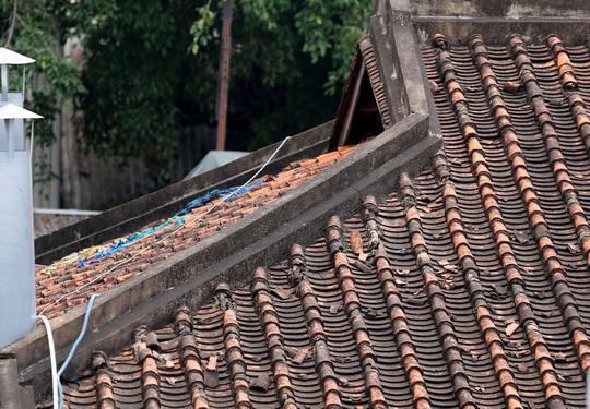 Di tích nhà cổ Vương Hồng Sển thoi thóp giữa TP HCM - Ảnh 8.