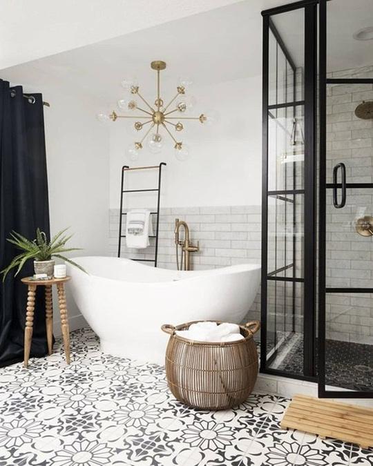 10 cách không ai ngờ tới giúp tiết kiệm khối tiền khi cải tạo phòng tắm - Ảnh 6.