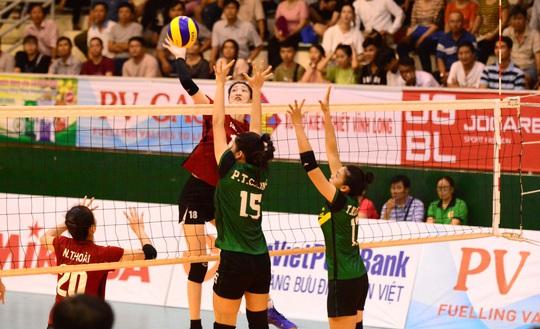 Vòng chung kết Giải Vô địch bóng chuyền quốc gia 2019: Nam TP HCM rộng cửa bảo vệ ngôi vô địch - Ảnh 1.