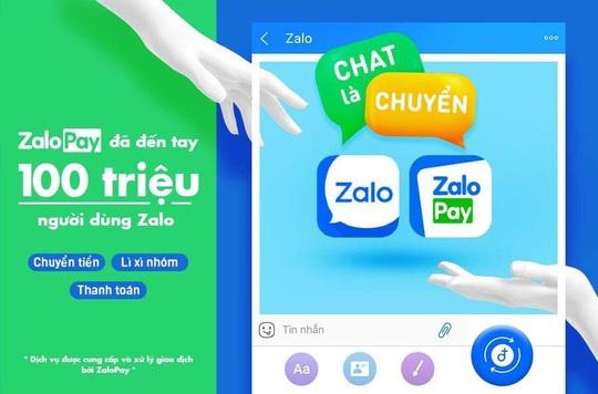 ZaloPay ra mắt tính năng chuyển tiền, thanh toán trong Zalo - Ảnh 2.