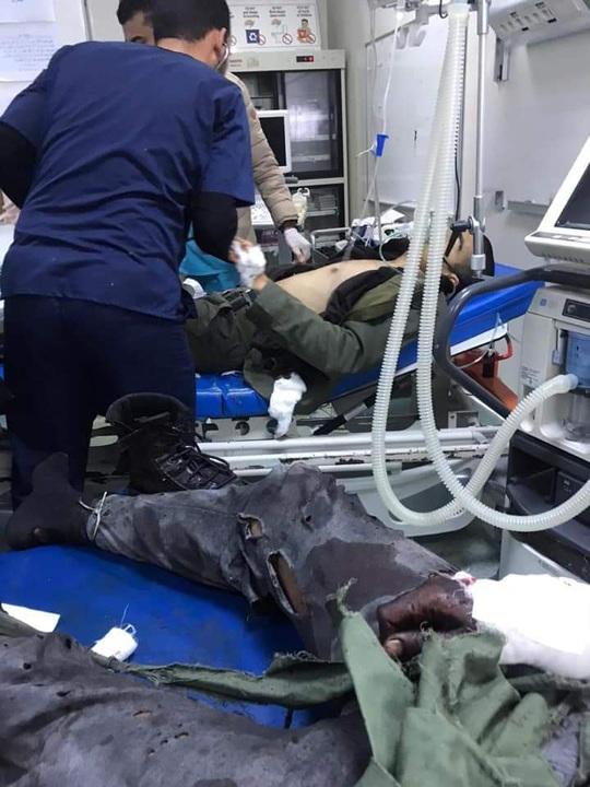 Thủ đô Tripoli của Libya nguy ngập, bị tấn công từ nhiều hướng - Ảnh 1.