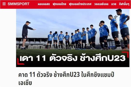 Báo chí Thái Lan: Bóng đá Việt Nam tiến bộ vượt bậc - Ảnh 2.
