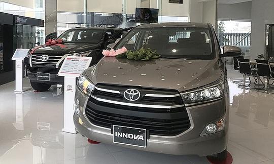 Bản chất việc ôtô giảm giá ồ ạt trong 2019 - Ảnh 1.