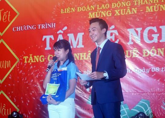 TP HCM hỗ trợ hơn 19.870 vé xe, vé tàu cho công nhân về quê đón Tết - Ảnh 6.