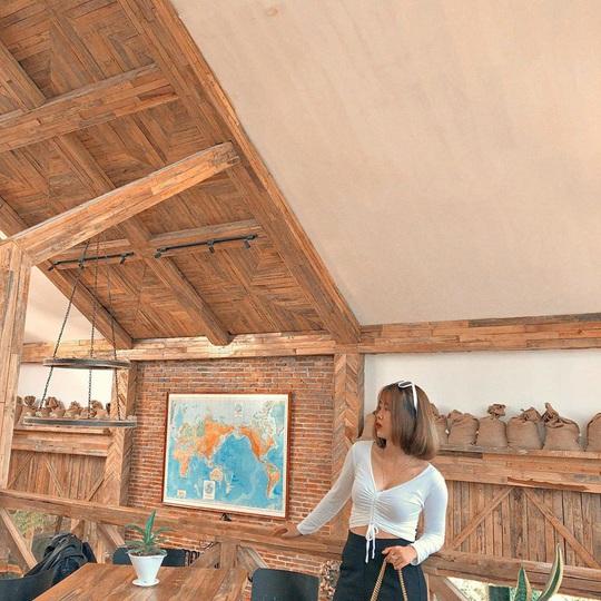 Du khách mê mẩn với quán cà phê phong cách Bắc Âu mới xuất hiện ở Đà Lạt - Ảnh 14.
