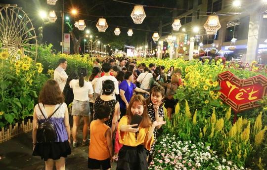Hội hoa Xuân Phú Mỹ Hưng Tết Canh Tý 2020: Rước Lộc Đồng Hoa - Ảnh 5.