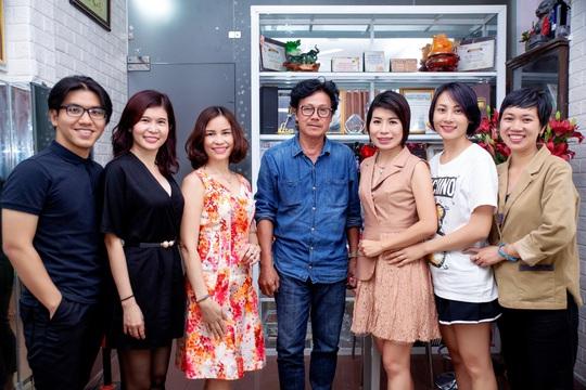 NSƯT Cao Minh tham gia đào tạo cho các CEO nữ - Ảnh 7.