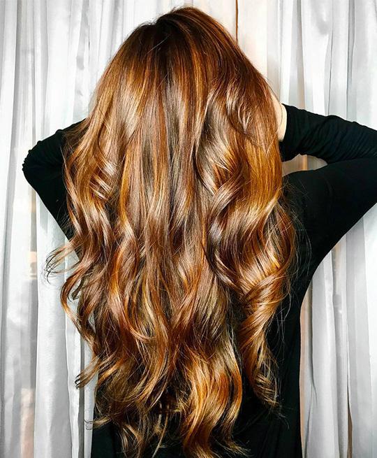 Xanh da trời và những màu tóc nhuộm hot nhất dịp Tết này - Ảnh 8.