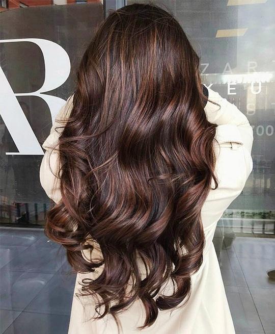 Xanh da trời và những màu tóc nhuộm hot nhất dịp Tết này - Ảnh 9.