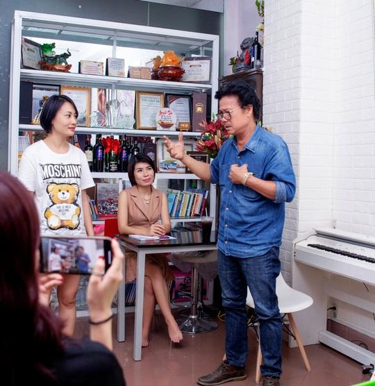 NSƯT Cao Minh tham gia đào tạo cho các CEO nữ - Ảnh 9.
