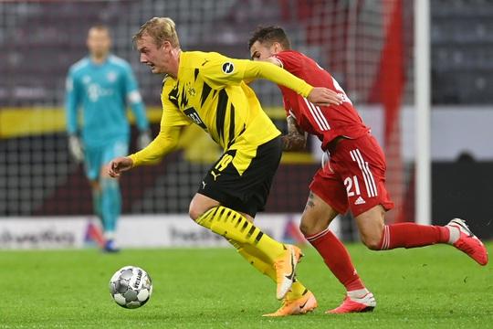 Clip Bayern Munich hoàn tất cú ăn 5 khi đánh bại Dortmund ở Siêu cúp Đức - Ảnh 5.