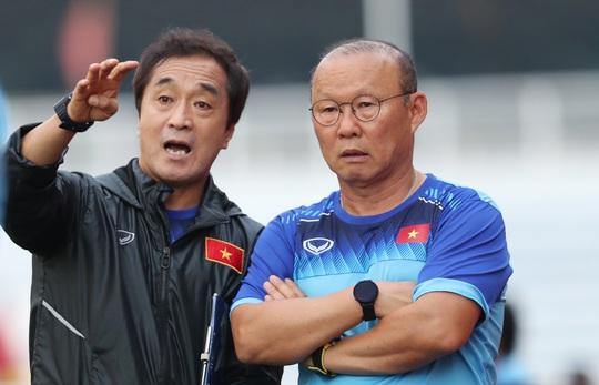Ông Lê Huy Khoa kể về HLV Park Hang-seo trong ngày sinh nhật tuổi 63 - Ảnh 4.