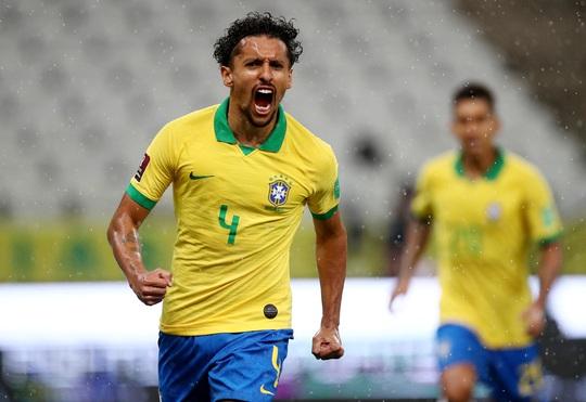 Vùi dập Bolivia 5-0, Brazil lên đỉnh bảng Nam Mỹ - Ảnh 3.