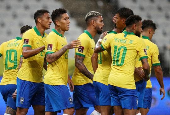 Vùi dập Bolivia 5-0, Brazil lên đỉnh bảng Nam Mỹ - Ảnh 6.