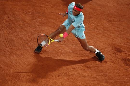 Vô địch Roland Garros 2020, Nadal san bằng kỷ lục Grand Slam của Federer - Ảnh 4.