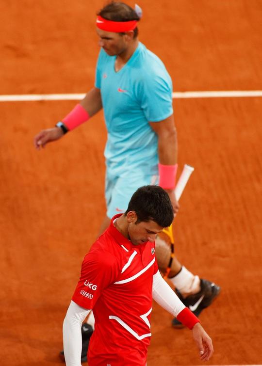 Vô địch Roland Garros 2020, Nadal san bằng kỷ lục Grand Slam của Federer - Ảnh 5.
