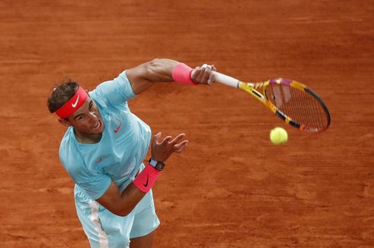 Vô địch Roland Garros 2020, Nadal san bằng kỷ lục Grand Slam của Federer - Ảnh 1.