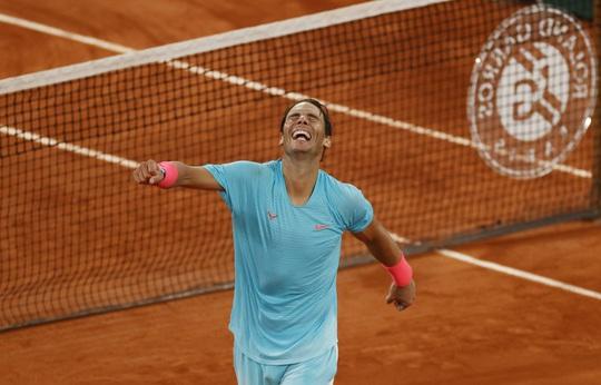 Vô địch Roland Garros 2020, Nadal san bằng kỷ lục Grand Slam của Federer - Ảnh 8.