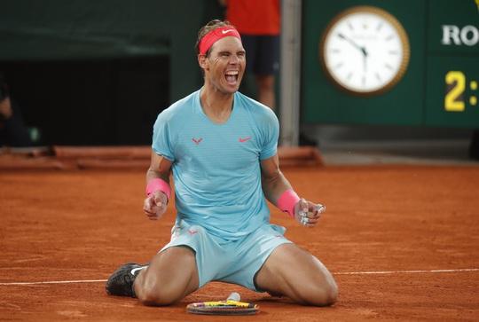 Vô địch Roland Garros 2020, Nadal san bằng kỷ lục Grand Slam của Federer - Ảnh 6.