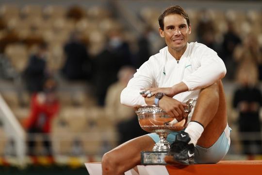 Vô địch Roland Garros 2020, Nadal san bằng kỷ lục Grand Slam của Federer - Ảnh 12.