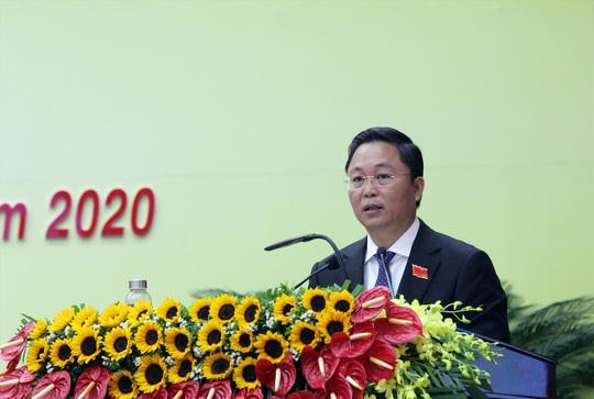 Bà Trương Thị Mai dự khai mạc Đại hội Đại biểu Đảng bộ tỉnh Quảng Nam - Ảnh 8.