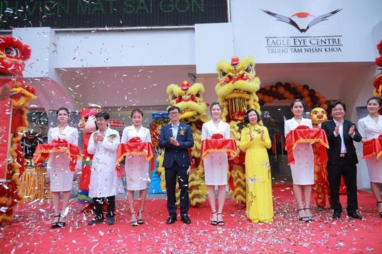 Khai trương Trung tâm nhãn khoa Eagle Eye Centre Việt Nam. - Ảnh 1.