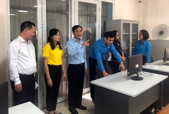Hà Nội: Lập 50 điểm sinh hoạt văn hóa công nhân - Ảnh 1.