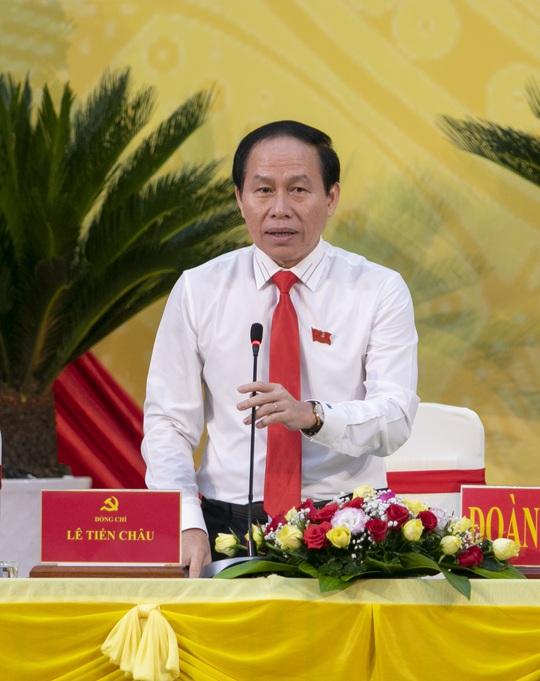 Tân Bí thư Tỉnh ủy Hậu Giang nêu 3 nhiệm vụ đột phá của tỉnh trong nhiệm kỳ mới - Ảnh 4.