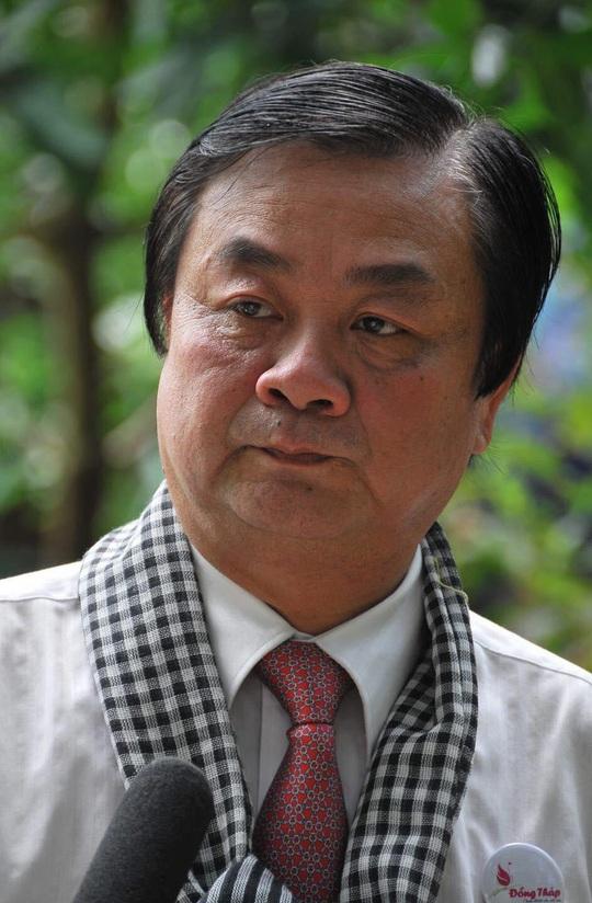 Ông Lê Minh Hoan chính thức làm Thứ trưởng Bộ NN-PTNT - Ảnh 4.