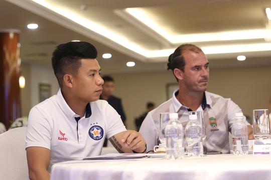 Huỳnh Kesley, Tăng Tuấn trình làng với tư cách HLV ở VCK giải U15 Quốc gia - Ảnh 2.