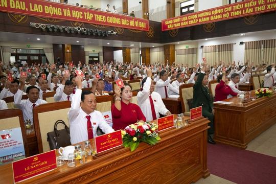 Tân Bí thư Tỉnh ủy Hậu Giang nêu 3 nhiệm vụ đột phá của tỉnh trong nhiệm kỳ mới - Ảnh 3.