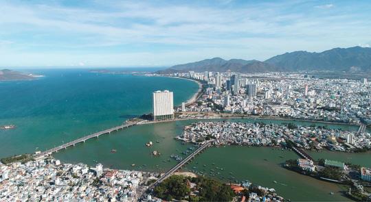 Khu dân cư ven sông Cái Nha Trang bung hết tiềm năng - Ảnh 1.