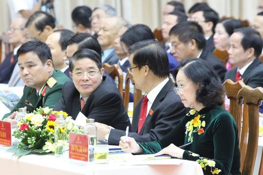 Bà Trương Thị Mai dự khai mạc Đại hội Đại biểu Đảng bộ tỉnh Quảng Nam - Ảnh 2.