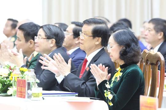 Bà Trương Thị Mai dự khai mạc Đại hội Đại biểu Đảng bộ tỉnh Quảng Nam - Ảnh 1.