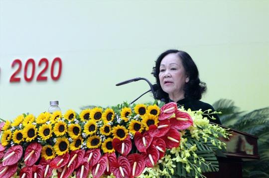 Bà Trương Thị Mai dự khai mạc Đại hội Đại biểu Đảng bộ tỉnh Quảng Nam - Ảnh 5.