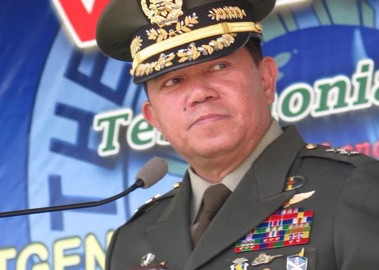 Tướng Gilbert Gapay: Tình hình biển Đông trở nên căng thẳng hơn....! - Ảnh 1.