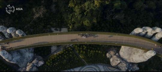 Khoảnh khắc đẹp lạ lùng của Cầu Vàng trong đêm nhạc quốc tế United We Stream Asia - Ảnh 8.